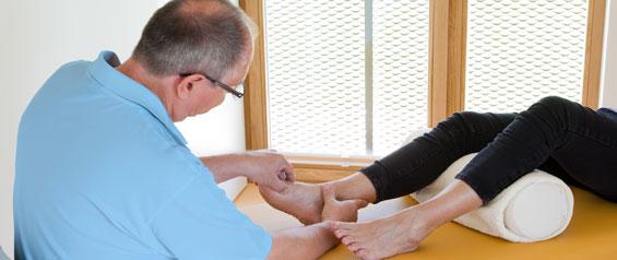 Fussreflexzonen Massage Fussreflex Hand Dengel Günter Wolfgang Heilmassage Heilmasseur gewerblicher Masseur haus medicus wilhering