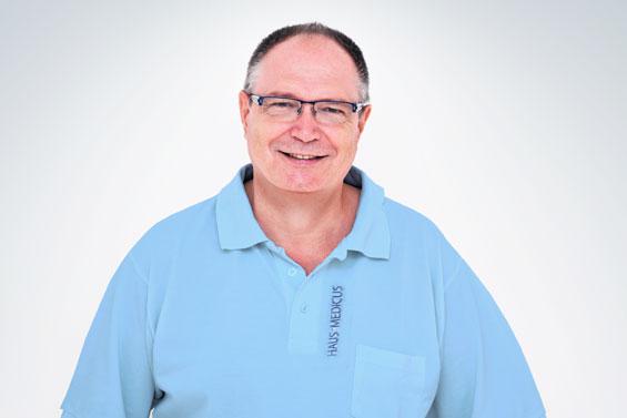 Günter Wolfgang Dengel medizinischer Heilmasseur gewerblicher Masseur