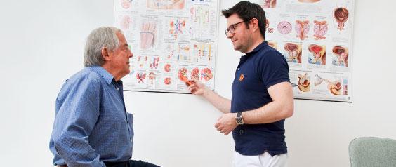 Vasektomie mit Dr. Georg Stiendl F.E.B.U.