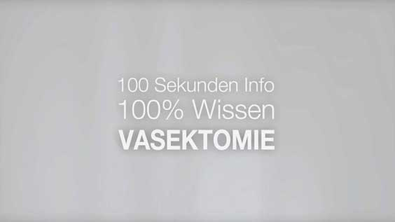 Vasektomie Der Film Dr. Georg Stiendl F.E.B.U.
